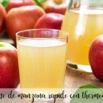 Szybki sok jabłkowy z termomiksem
