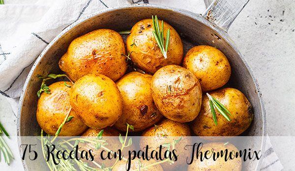 75 przepisów z ziemniakami z termomiksem