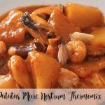 Ziemniaki Mare Nostrum Thermomix