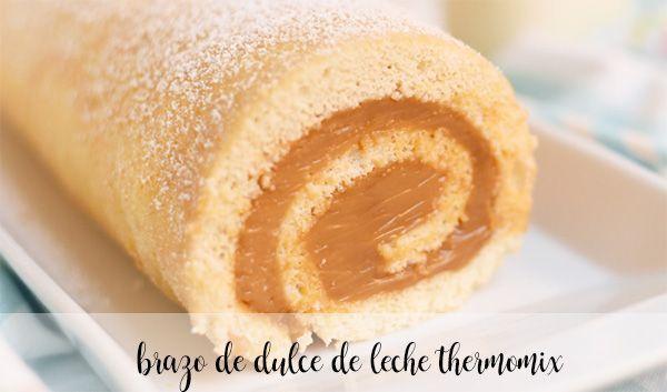 Thermomix dulce de leche ramię
