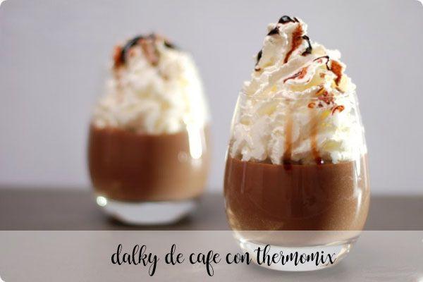 Dalky kawy z Thermomixem