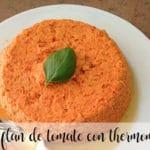 Tarta pomidorowa z Thermomixem