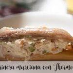 Owoce morza z Murcji z Thermomixem