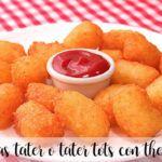 Tarter ziemniaki lub tater tots z termomiksem