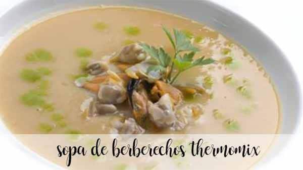 Zupa z sercówek Thermomix