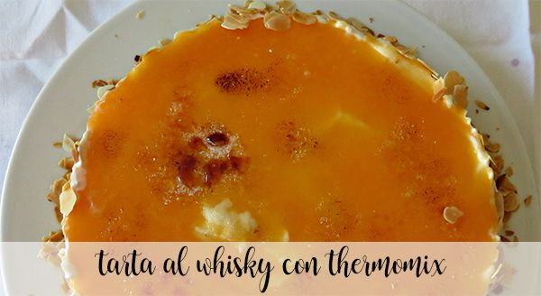 Ciasto whisky z termomiksem