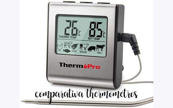 Termometry do gotowania - porównanie