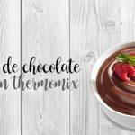 krem czekoladowy z termomiksem