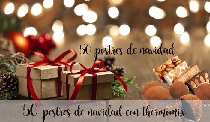 50 świątecznych deserów z termomiksem