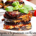 Parmigiana z bakłażana z termomiksem