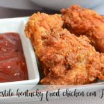 Smażony kurczak Kentucky z Thermomixem