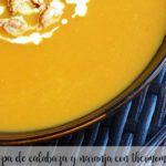Zupa z dyni i pomarańczy z termomiksem