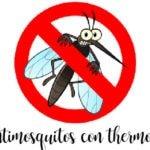 Odstraszacz komarów z Thermomixem