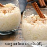 pudding ryżowy z doniczką GM
