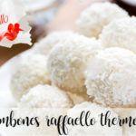 Domowe czekoladki Raffaello z Thermomixem