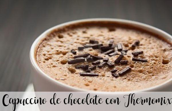 Czekoladowe cappuccino z Thermomixem