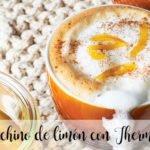 Cappuccino cytrynowe z Thermomixem