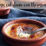 Krem kataloński z termomiksem