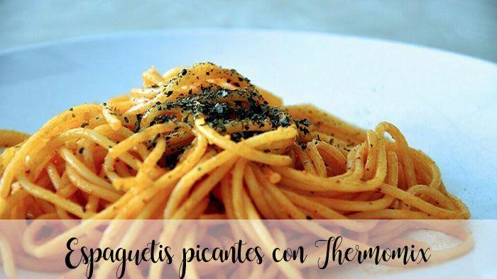 Pikantne spaghetti Thermomix