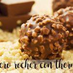 Ferrero Rocher z termomiksem