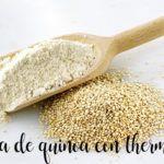 Mąka z komosy ryżowej z termomiksem