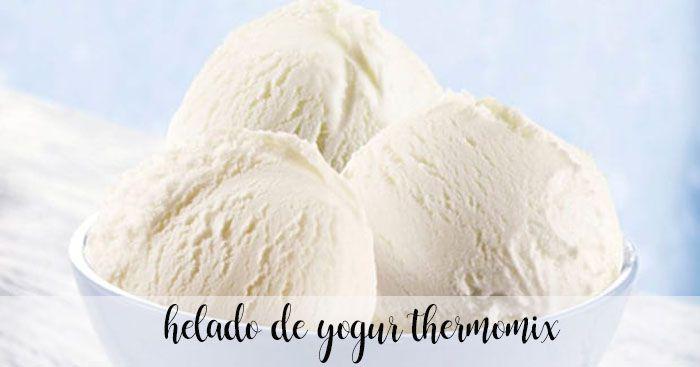 Przepis na lody jogurtowe z Thermomixem - Easy
