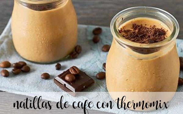 Krem kawowy z termomiksem