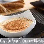 Thermomix horchata budyń