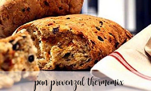 Chleb prowansalski Thermomix