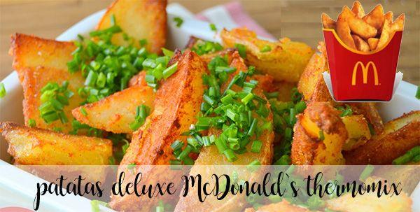 Ziemniaki Deluxe McDonald's z Thermomixem