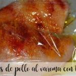 varoma piersi z kurczaka z termomiksem