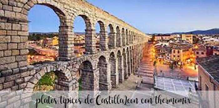 15 typowych dań Castilla Leon z Thermomixem