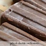 lody czekoladowe z termomiksem