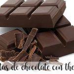 50 deserów z czekoladą z termomiksem