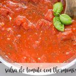 sos pomidorowy z termomiksem