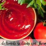 Sycylijski sos pomidorowy z Thermomixem