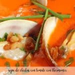 Zupa chirlas i pomidorowa z termomiksem