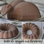 Ciasto czekoladowe Nesquik z termomiksem