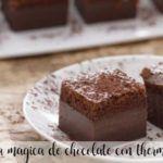 Magiczne ciasto czekoladowe z Thermomixem