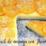 Łatwe ciasto pomarańczowe z Thermomixem