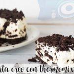 Ciasto Oreo z Thermomixem