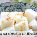 Tofu z Migdałami w termomiksie