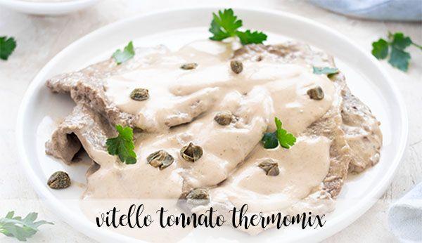 Vitello Tonnato z Thermomixem