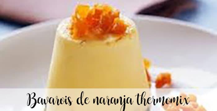 Thermomix pomarańczowy bawarski