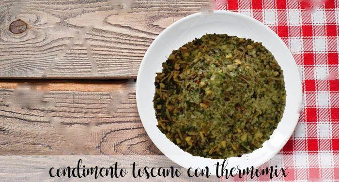 Przyprawa do Toskanii z Thermomixem