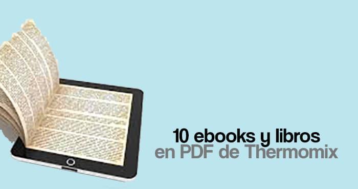 10 ebooków i książek PDF od Thermomix