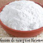 Wytwarzanie mąki ryżowej za pomocą Thermomixa i jego kulinarne zastosowanie