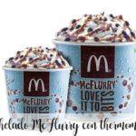 Domowe lody MCdonalds MCFlurry z termomiksem