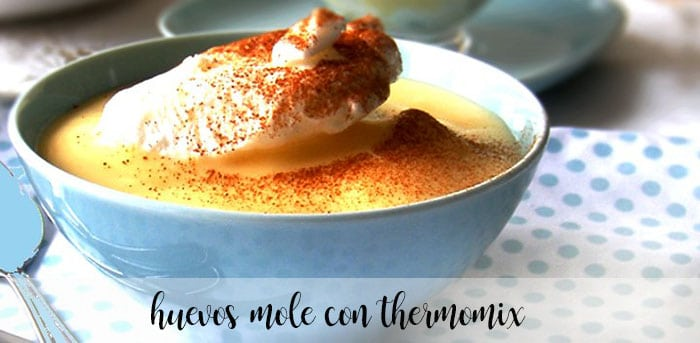 Jaja kretów z termomiksem