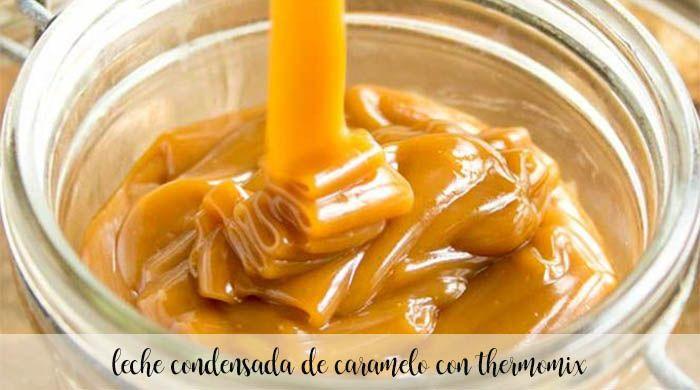 Karmelowe mleko skondensowane z Thermomixem